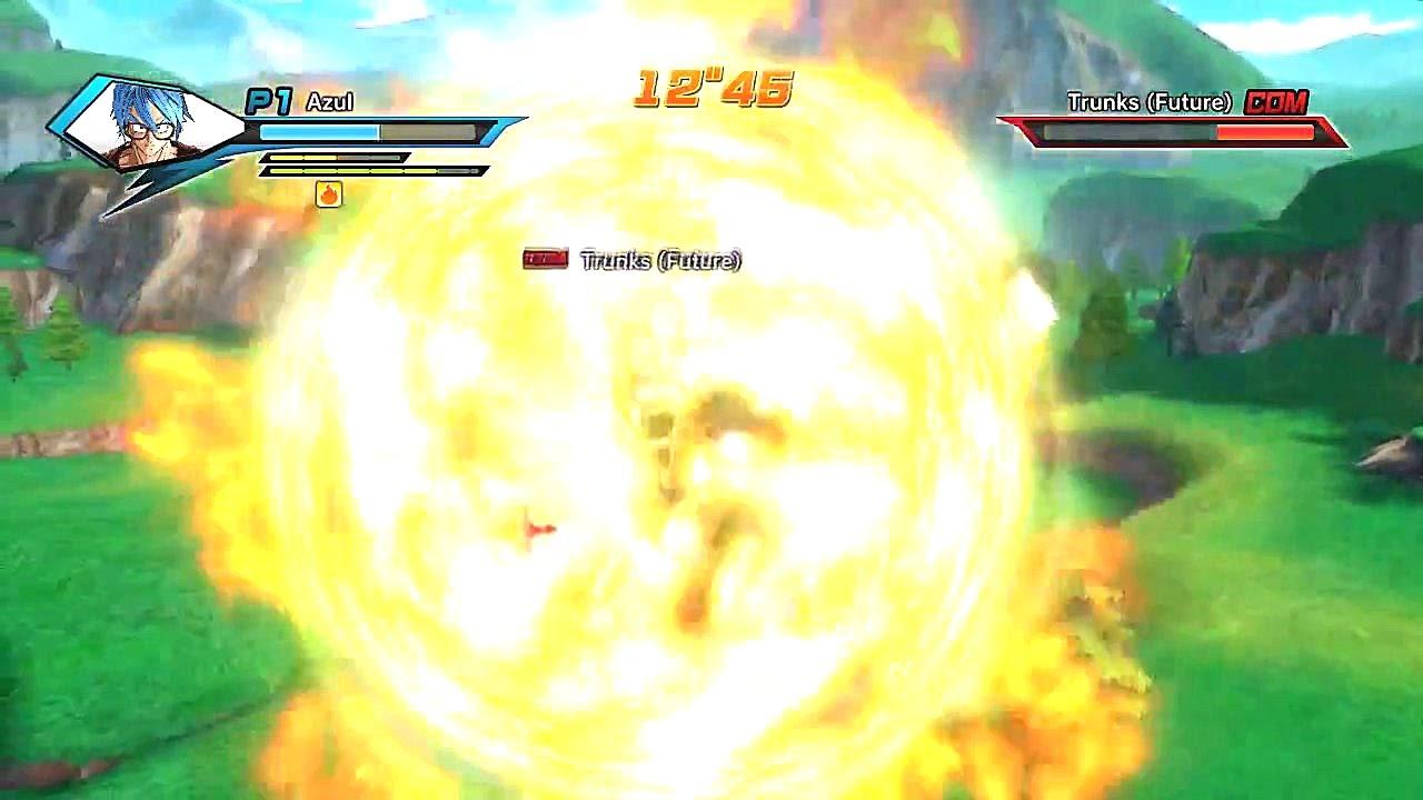 Dragon Ball: Xenoverse - (PQ) - Misión Paralela 36 - YouTube
