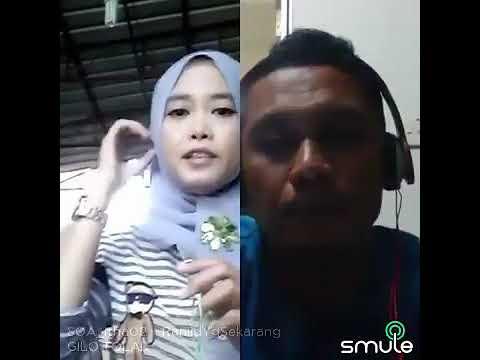 Artis Smule ..GILO TOLAK..Lagu Tanjung Balai Asahan