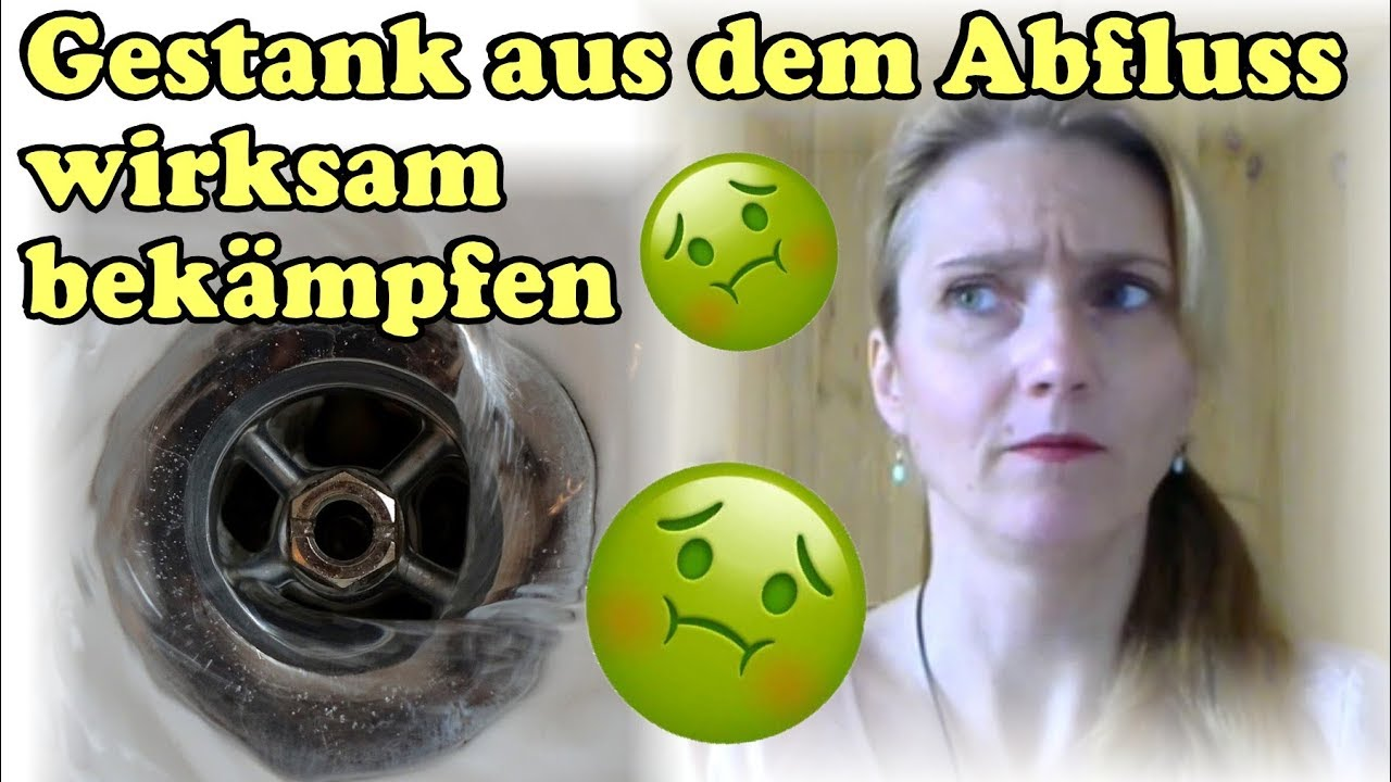 Mein Abfluss Stinkt Küche Abfluss Stinkt? Was Hilft Als Alternative Zum Abflussreiniger!? Lifehack Anleitung Tutorial Howto - Youtube