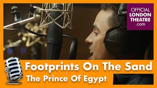 Footprints On The Sand performed by Luke Brady | The Prince of Egypt