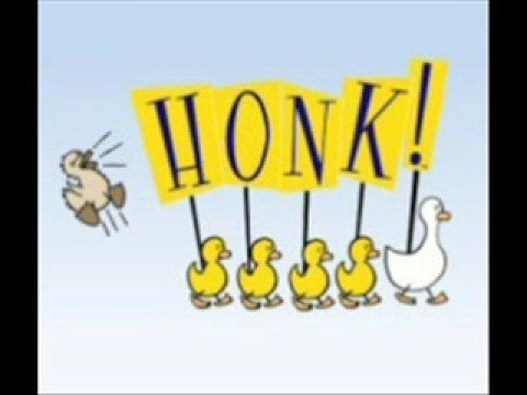 A Poultry Tale Lyrics - Honk musical - Allmusicals.com