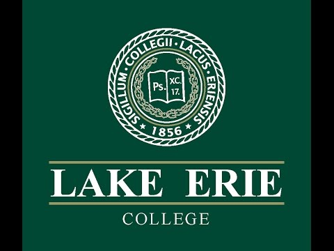 Lake Erie College May commencement 2018