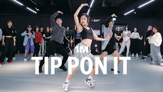 Sean Paul & Major Lazer - Tip Pon It / Minny Park Choreography