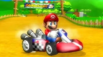 Mario Kart Wii - All 32 Courses 150cc (Grand Prix)