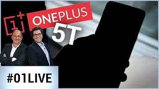 Exclu : nous avons le One Plus 5T en main ! - 01LIVE HEBDO #163
