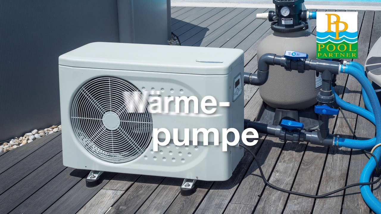 Wärmepumpe Pool Youtube Wärmepumpen Bei Pool Partner