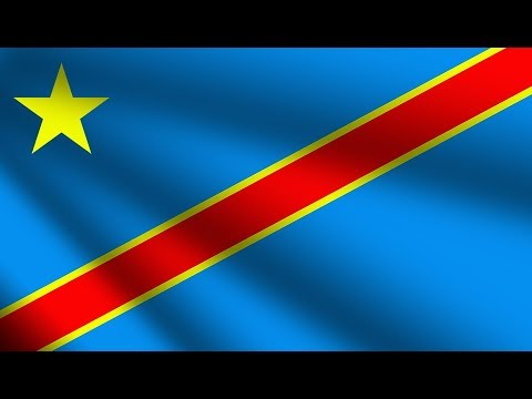 Happy 57th independence birthday Congo DRC!!