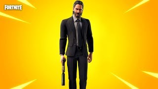 Fortnite New John Wick Event Countdown + Gameplay! (Fortnite New Update)