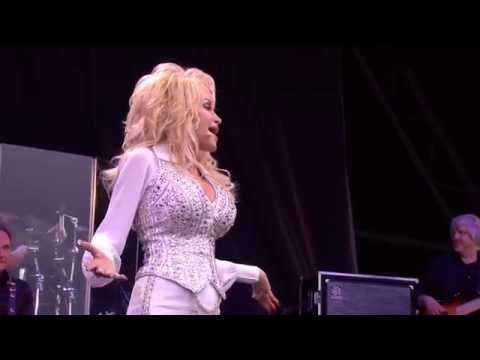 Dolly Parton  I Always Love You Glastonbury 2014