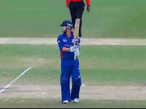 England vs South Africa match highlights, 19 August 2012   ICC U19 Cricket World Cup 2012