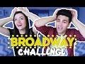 MUSICAL THEATER BROADWAY CHALLENGE ft  Natasha Negovanlis (KindaTV)   Daniel Coz