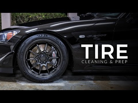 S2000 New Tire Prep | Sport Cup 2 on Volk CE28N