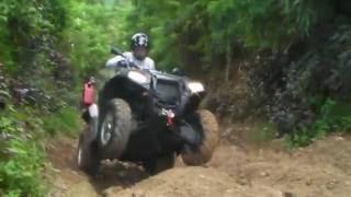 ATV Expedition to Miyamit Falls
