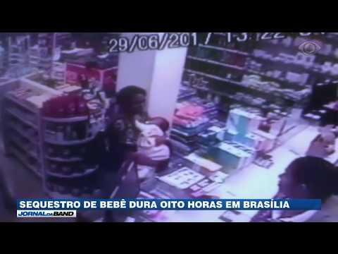Sequestro de bebê dura oito horas em Brasília