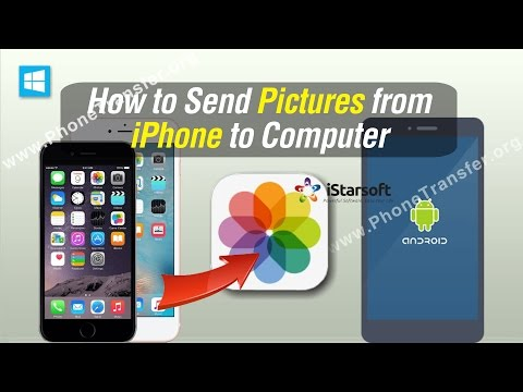 How to Send Pictures from iPhone to Android (Android 7.1 Supported)