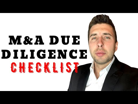 Due Diligence 101: Key Checklist Before Buying a Business