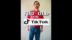 Too Old for Tik Tok (Jon Lajoie)