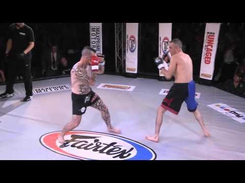 Fight 12 Adam Evans vs Dylan Edwards