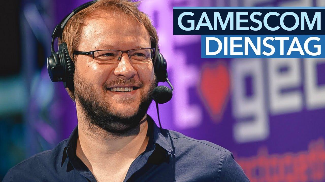 Das war Tag 1 der gamescom - #gctogether - Das war Tag 1 der gamescom - #gctogether