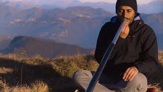 KeepOnDidjin \\\ Raving - live a monte Linzone - Italy