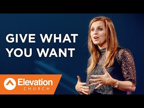 видео: Холли Фуртик - Давайте то, чего хотите и получите то, что вам нужно -  give what you want (2016)