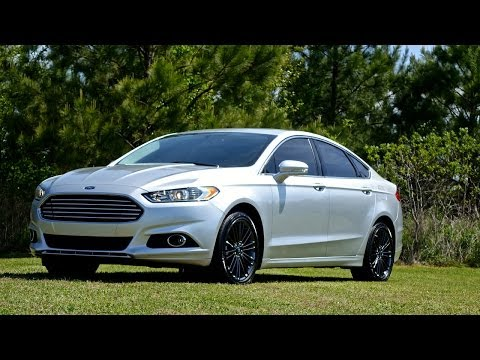 2014 Ford Fusion SE Long Term Test - Review, Test Drive