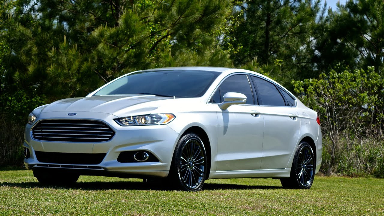 2014 Ford Fusion Se Long Term Test Review Test Drive Youtube