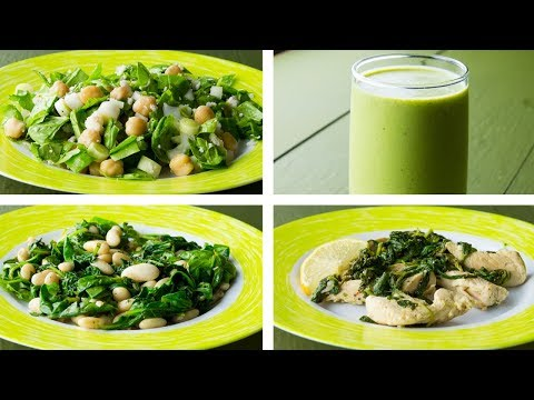 4 Healthy Spinach Recipes To Lose Weight