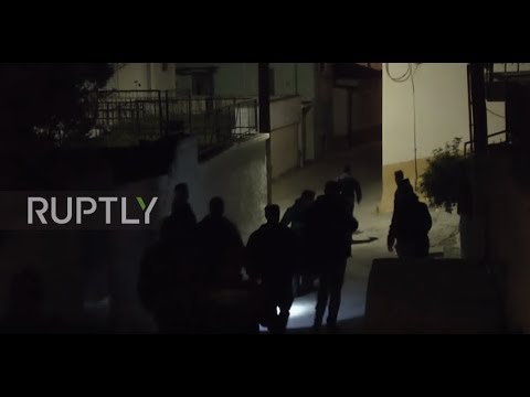Greece: 1 dead, 3 injured after Afghan migrants brawl in Lesbos *GRAPHIC*
