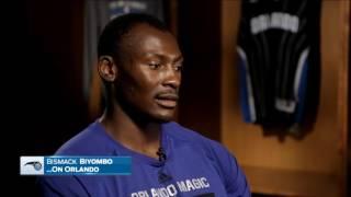 Bismack Biyomobo says Frank Vogel