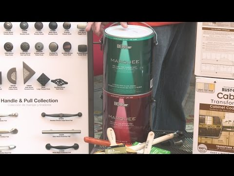 Home Depot offers affordable DIY kitchen project ideas