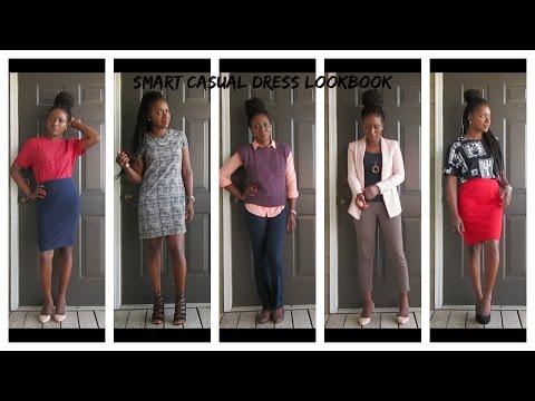 Smart Casual Lookbook | Women's Wear | Jen NaturallyHypp