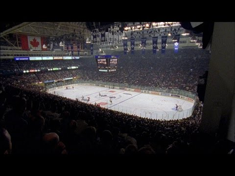 Memories: Leafs play last game at Maple Leaf Gardens