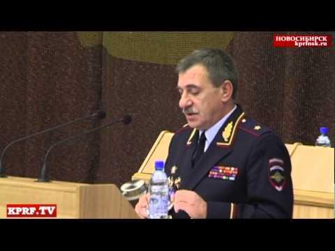 Генерал Кириллов прокомментировал дело Слепцова