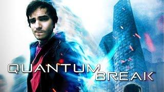 Нарезка стрима от 10.04.2016 Quantum Break
