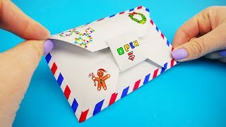 Funny Origami Envelopes You Should Try To Make   LETTER FOLDING ORIGAMI FOR FAMILY AND FUN