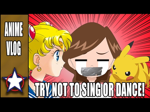 THE STRUGGLE IS REAL! - Don't Sing or Dance Anime Challenge