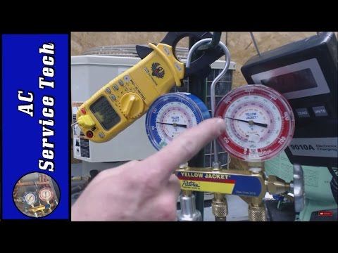 how to fix low refrigerant