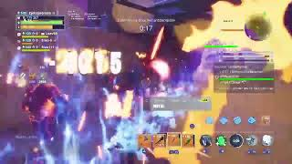Live fortnite en save the world ps4 power 131 helpons on the game. SEASON 9 OF OUF !!!!