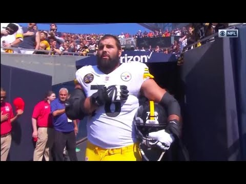 "Steelers' Alejandro Villanueva: ""This is my fault, and my fault only"""