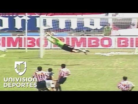Top 5 con grades golazos de los choques entre Chivas y Pumas