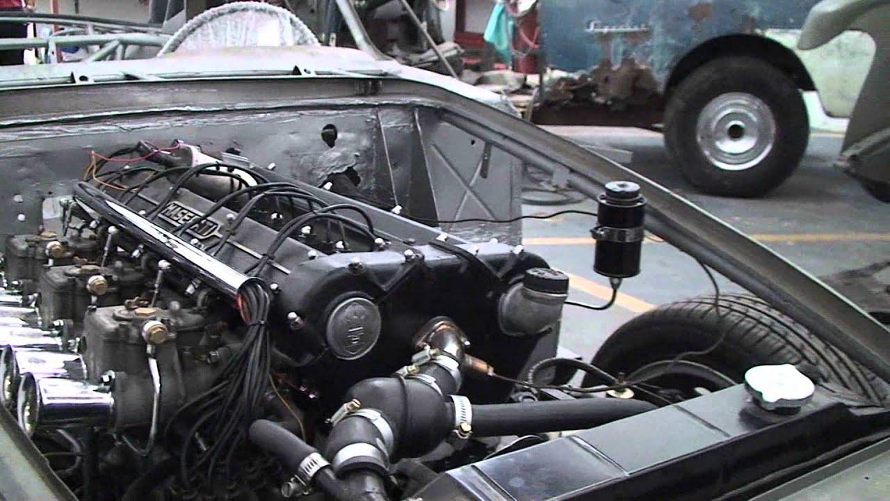 Vintage Cars In Garage Wallpaper Hd Programa Hot Garage Gpr Restaura 231 Oes De Carros Antigos