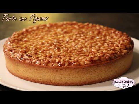 recette-de-la-tarte-aux-pignons-de-pin