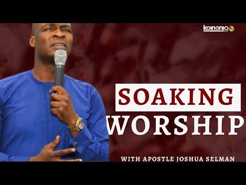 Download DEEP WORSHIP SESSION with Apostle Joshua Selman