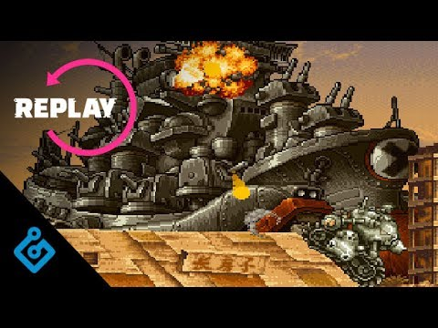 Replay - Metal Slug 2