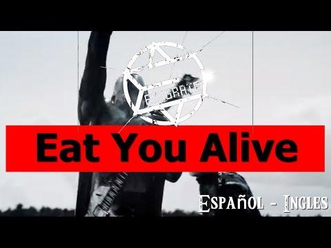 EMIGRATE ft. Frank Dellé (Seeed) - Eat You Alive (Subtitulos Español - Ingles)