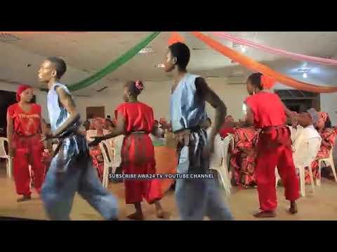 Kalli Yadda ake daukar rawar gargajiya yayin daukar wasan Hausa thumbnail