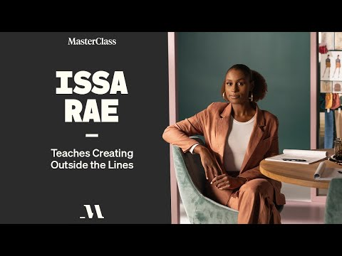 Issa-Rae-Teaches-Creating-Outside-the-Lines-Official-Trailer-MasterClass