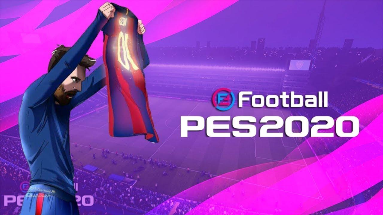 تحميل لعبة pes 2020 الاصليه كامله ب خر الانتقالات والاطقم بجرافيك خرافي