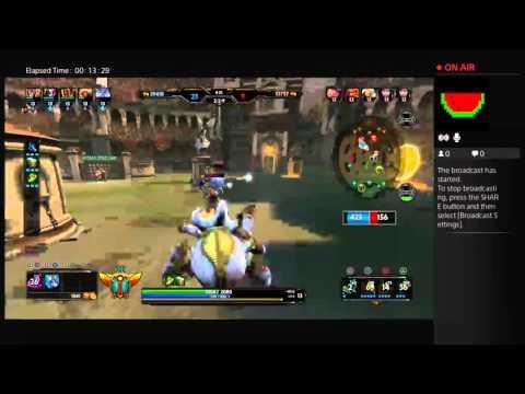 Sakubara's Live PS4 Broadcast